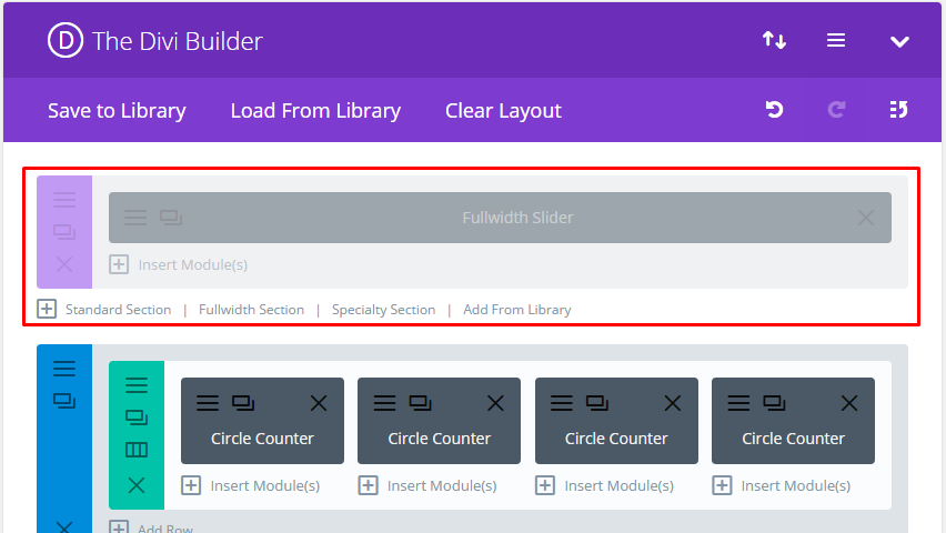 Fix a Divi Section, Row or Module That Appears to be Disabled or Faded